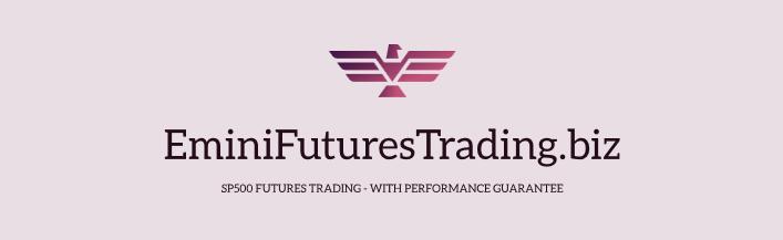 Emini-Futures-Trading-Header